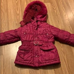 London Fog Puffer Jacket